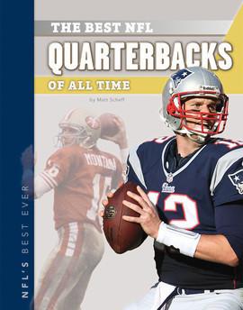 Cover: Best NFL Quarterbacks of All Time