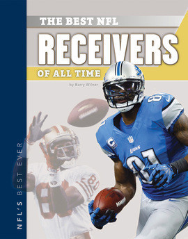 Cover: Best NFL Receivers of All Time