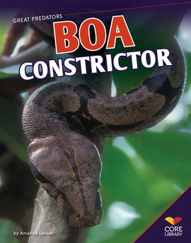 Cover: Boa Constrictor