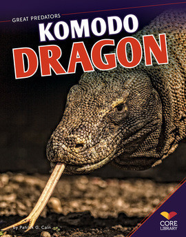 Cover: Komodo Dragon