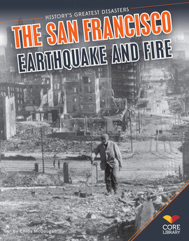 Cover: San Francisco Earthquake and Fire