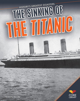 Cover: Sinking of the Titanic