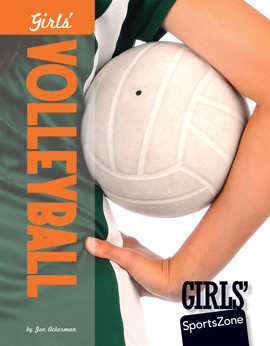 Cover: Girls' Volleyball