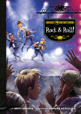 Cover: Book 15: Rock & Roll!