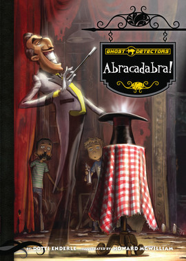 Cover: Book 16: Abracadabra!