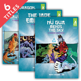 Cover: Short Tales Chinese Myths