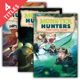Cover: Monster Hunters Set 1