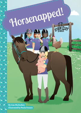 Cover: Horsenapped!