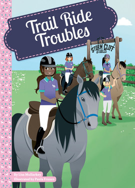 Cover: Trail Ride Troubles