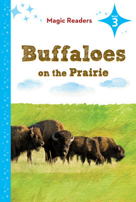 Cover: Buffaloes on the Prairie: Level 3