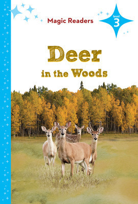 Cover: Deer in the Woods: Level 3