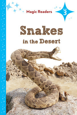 Cover: Snakes in the Desert: Level 3