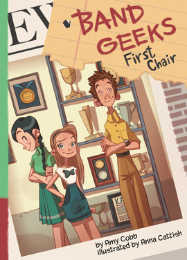 Cover: First Chair