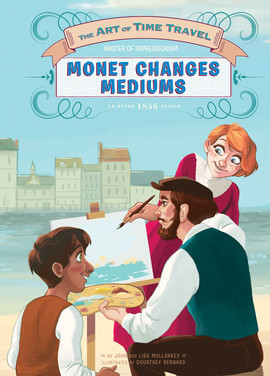 Cover: Monet Changes Mediums