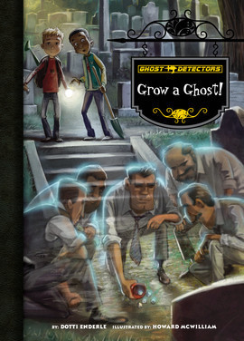 Cover: Book 17: Grow a Ghost!