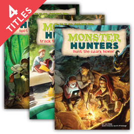 Cover: Monster Hunters Set 2