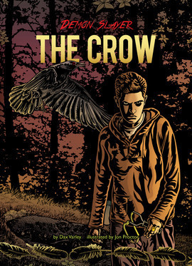 Cover: Book 4: The Crow