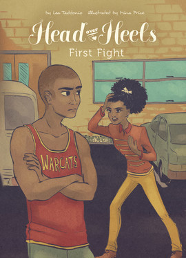 Cover: Book 3: First Fight