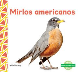Cover: Mirlos americanos