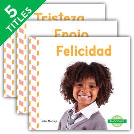 Cover: Emociones (Emotions) (Spanish Version)