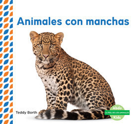 Cover: Animales con manchas