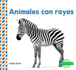 Cover: Animales con rayas