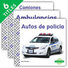 Cover: Mi comunidad: Vehículos (My Community: Vehicles) (Spanish Version)