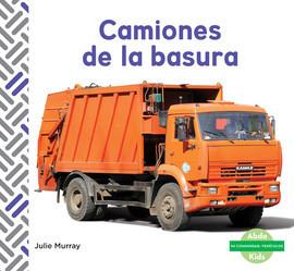 Cover: Camiones de la basura