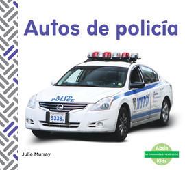 Cover: Autos de policía