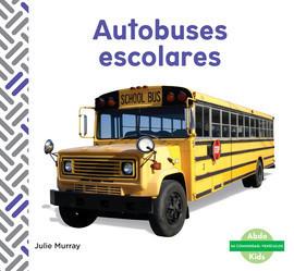 Cover: Autobuses escolares