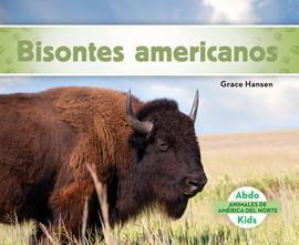 Cover: Bisontes americanos