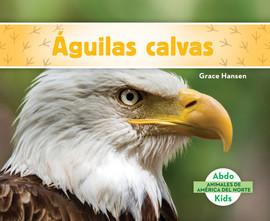Cover: Águilas calvas