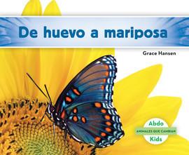 Cover: De huevo a mariposa