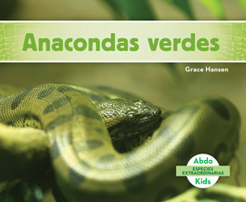 Cover: Anacondas verdes