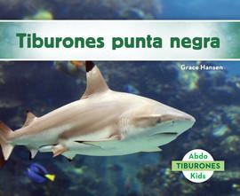 Cover: Tiburones punta negra