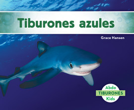 Cover: Tiburones azules