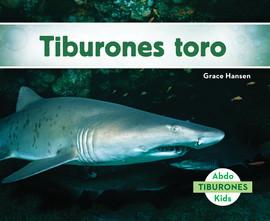 Cover: Tiburones toro