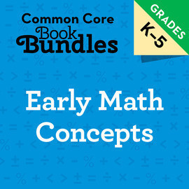 Cover: K-5 Early Math Concepts Bundle