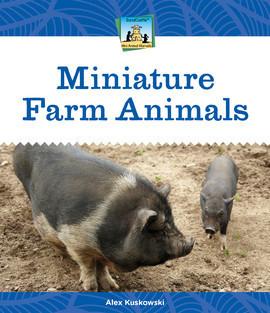 Cover: Miniature Farm Animals