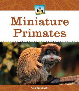 Cover: Miniature Primates