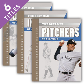 Cover: Major League Baseball's Best Ever