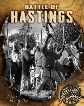 Cover: Battle of Hastings