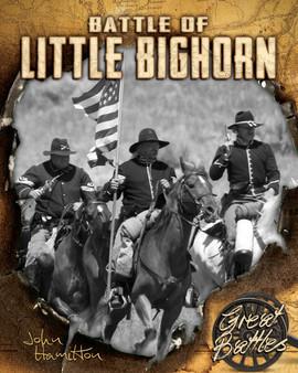 Cover: Battle of Little Bighorn