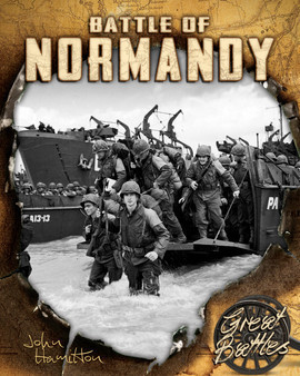 Cover: Battle of Normandy