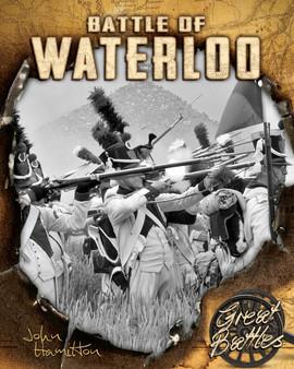 Cover: Battle of Waterloo