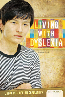 Cover: Living with Dyslexia
