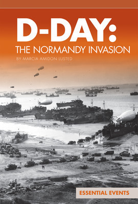Cover: D-Day: The Normandy Invasion