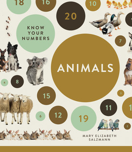 Cover: Know Your Numbers: Animals