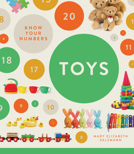 Cover: Know Your Numbers: Toys
