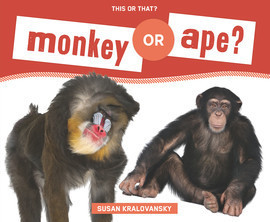 Cover: Monkey or Ape?
